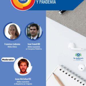 Aprendizajes, comunidad y pandemia (2/9 18hs)