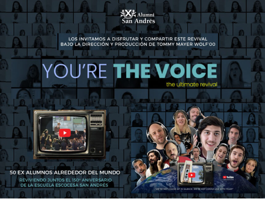 Video «You´re the voice»