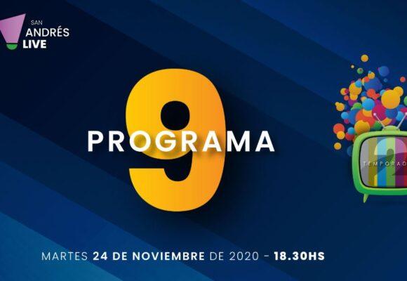 ¡Reviví el Último programa San Andrés Live!