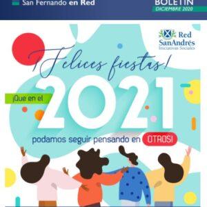 Boletín Diciembre 2020- San Fernando en Red
