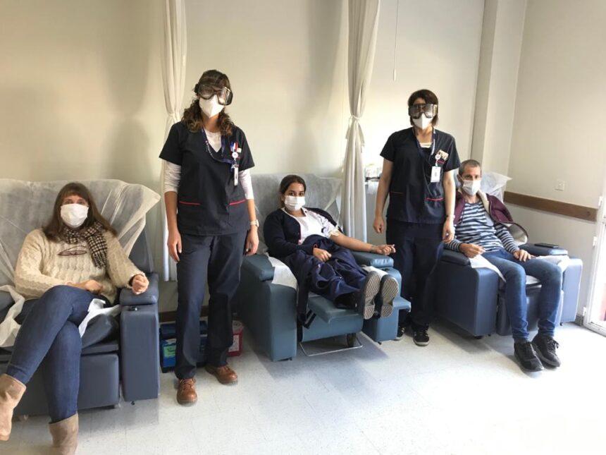 «Doná sangre para que el mundo siga LATIENDO» – Campaña de donación de sangre junto al Hospital Británico
