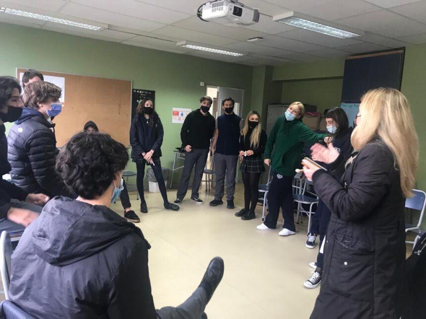 Taller de Sensibilización en Emociones – La FDCSA en la Escuela San Andrés