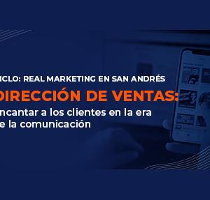 Dirección de Ventas: Encantar a los clientes en la era de la Comunicación – 22 septiembre 9:00